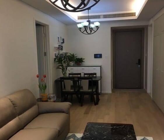 温馨家园 - Tai'an - Apartment