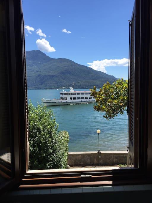 I battelli del Lago di Como