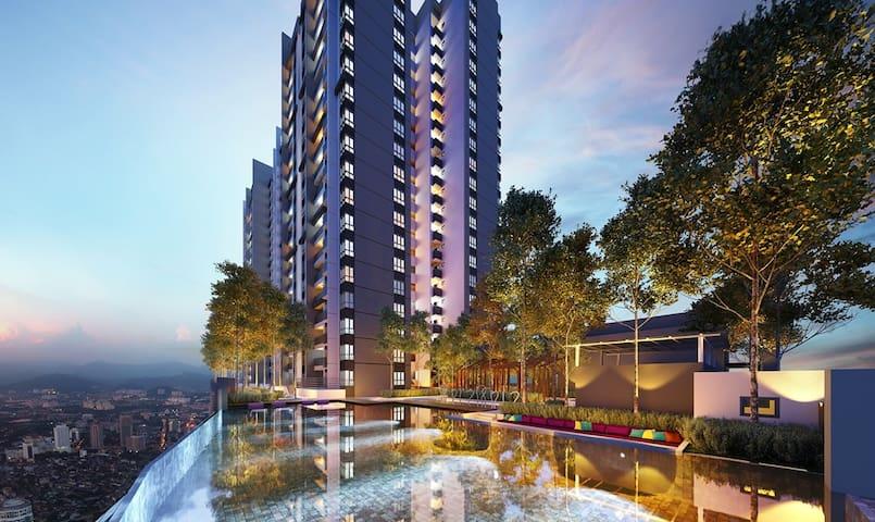 Aldridge Residence Tropical Suite @EMIRA Residence