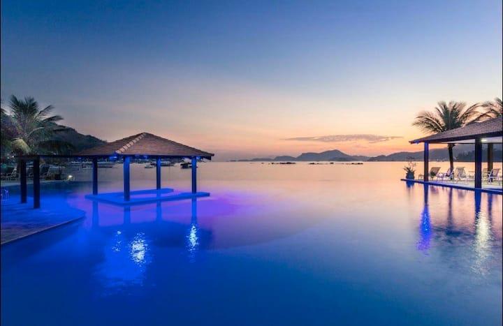 Apartamento condomínio Porto Bali