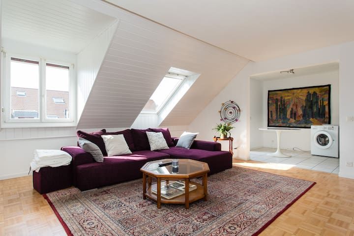 158 Beautiful apartment in Gland - Gland - Lägenhet