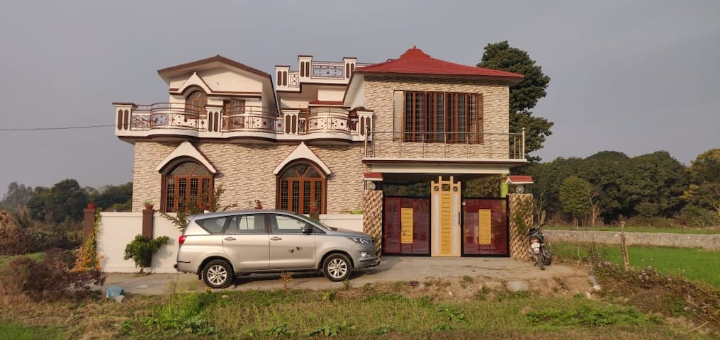 """Sukoon""  villa in woods"
