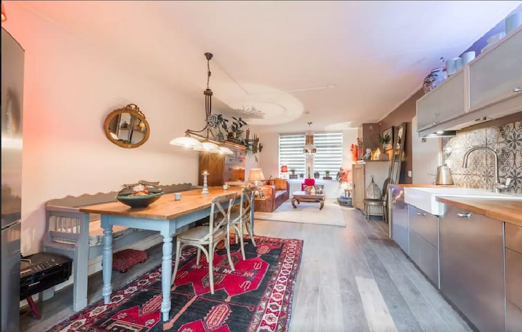 Amazing Amsterdam Bed & Breakfast