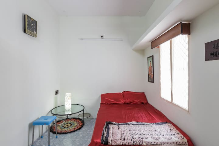 Home away from home at Bangalore cosmo town!!
