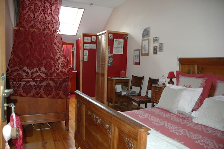 Chambre triple de charme Fadette, Tronçais