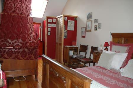 Chambre de charme Fadette, Tronçais - Braize