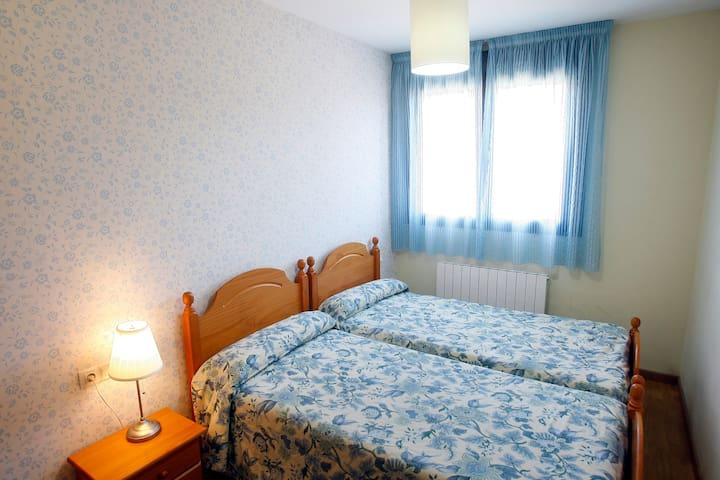 Apartamento Familiar: capacidad hasta 6 personas