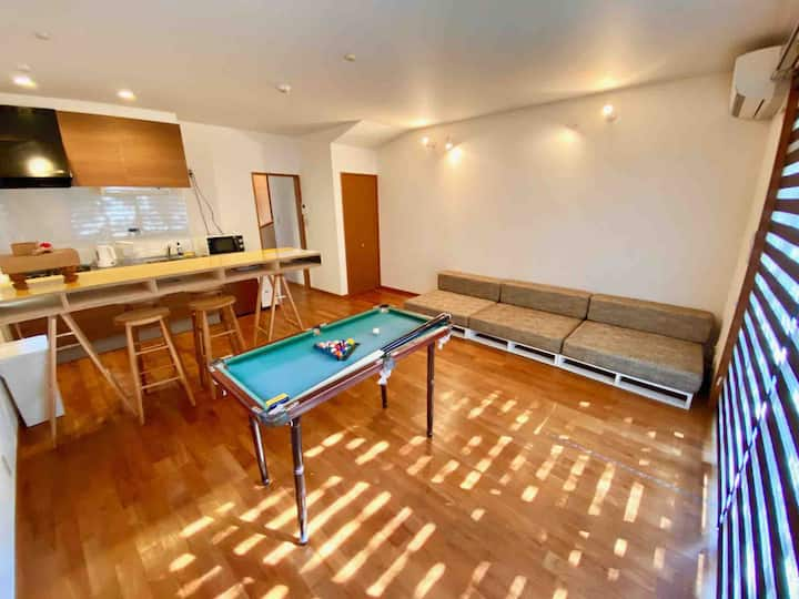 1棟貸切で最大6名までゆったり泊まれるホテル ATTA HOTEL KAMAKURA 106