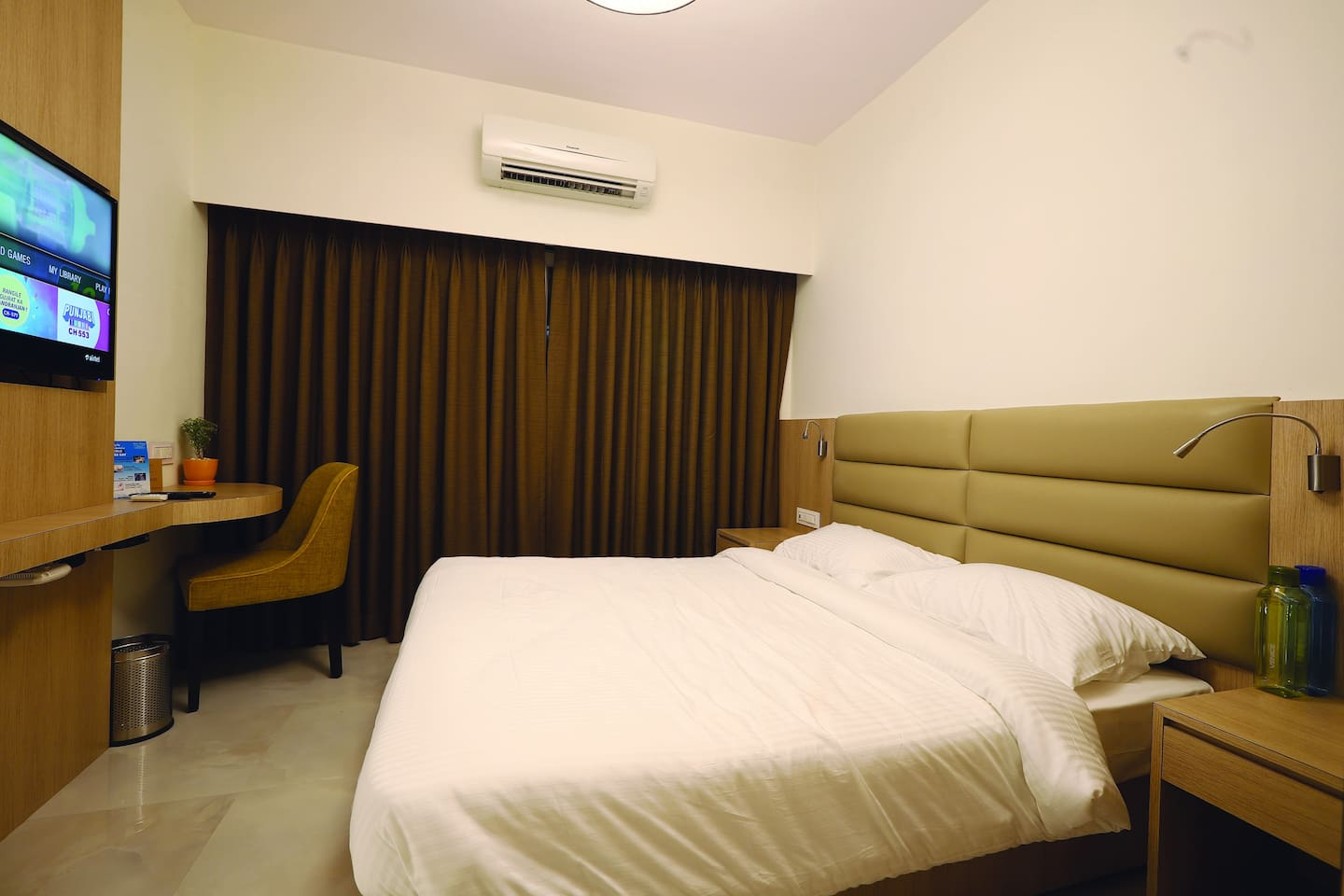 Private Room-Serviced Apartment-Tourist & Holiday