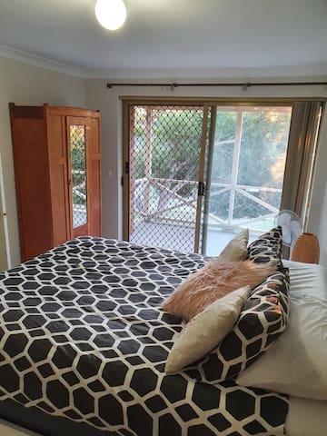 Balcony of the Main Bedroom