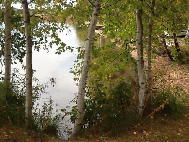 Flat near lake Vesijärvi - Asikkala - Appartement