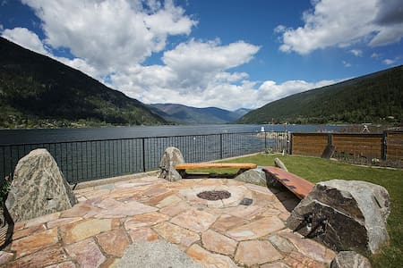 Waterfront Home with Stunning Views - Nelson