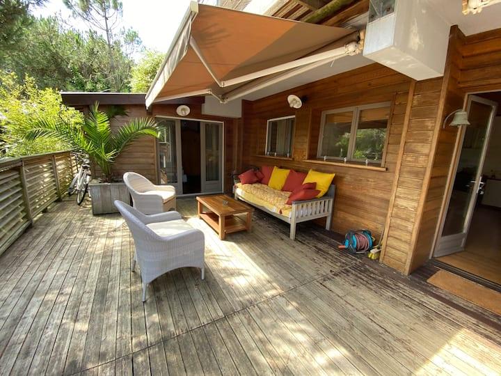 La Petite Villa , meublé tourisme 5 étoiles