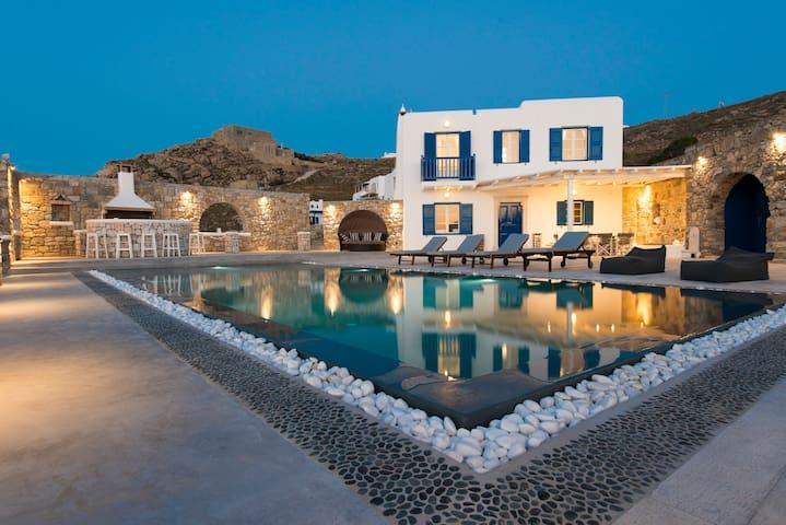 Villa Orion Magnificent SeaView