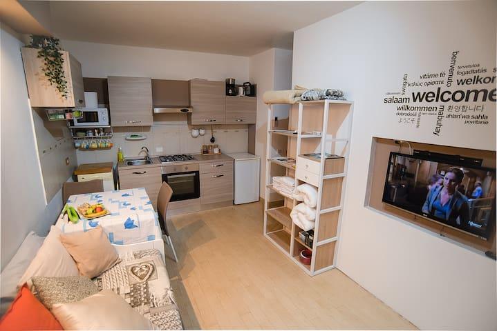 Elisa's Apartment