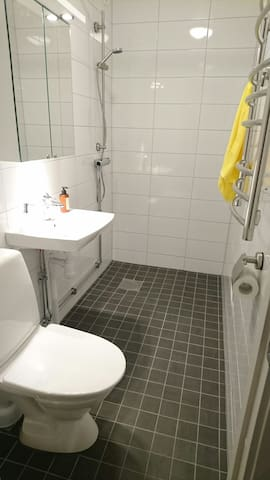 Room with private bathroom - Lund  - Apartment