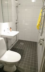 Room with private bathroom - Lund