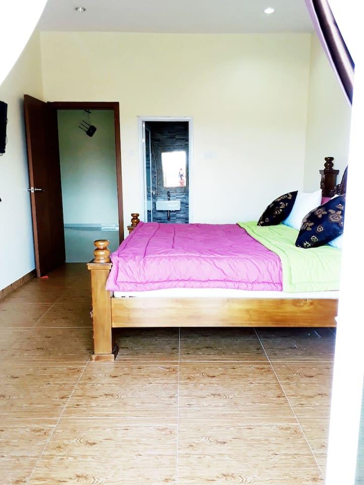 Jakson Homestay 2 (kamar pertama)