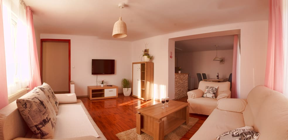 Apartman Nika, with two bedrooms