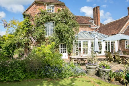 Beautiful Jane Austen Annexe Double - Alton - อพาร์ทเมนท์
