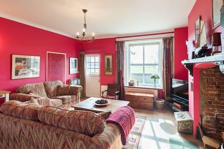 Badger's Retreat - farmhouse annexe - Norfolk - Apartamento