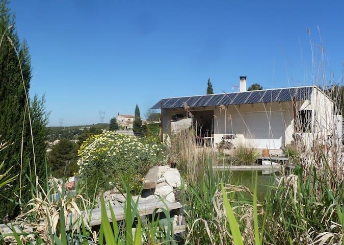 Villa contemporaine à Ensues