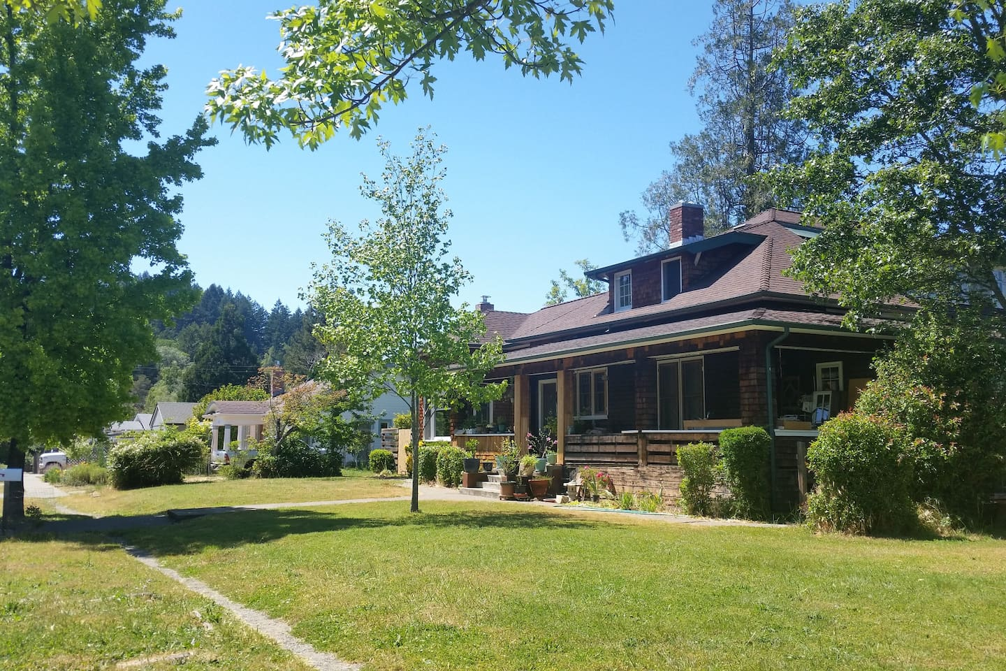 redwood manor houses for rent in willits california united states