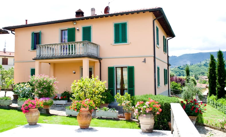 Beautiful Villa - La Torre  - Cavriglia