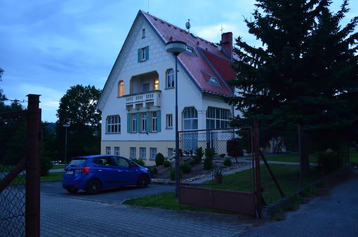 Penzion Jungmannova + bazén - Šluknov - House