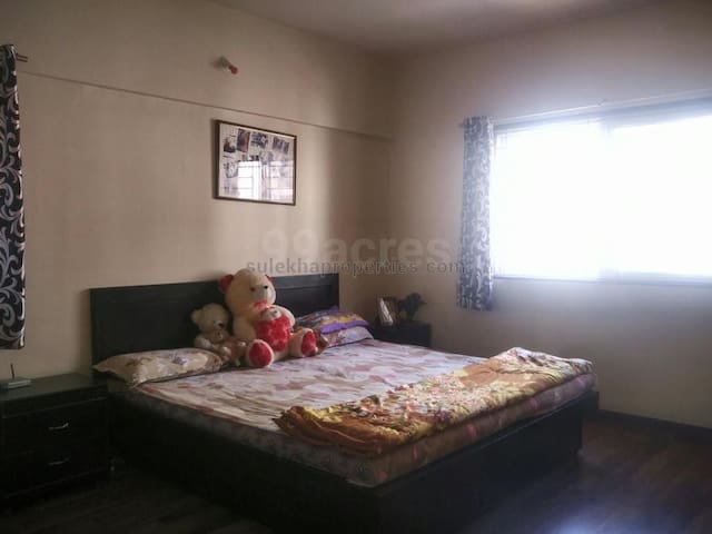 Bunglow house with Private room
