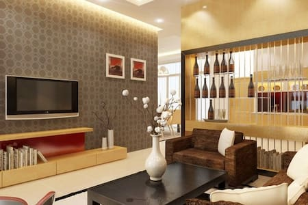 home is located in the city center - thai nguyen - Haus