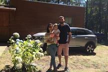 Algunas de nuestras visitas desde Brasil
