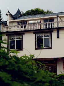 蘭之家 天堂寨脚下的三层小屋 - 六安市 - Stråhytte