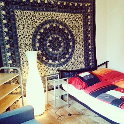 2 rooms 5 minutes from octoberfest - München - House