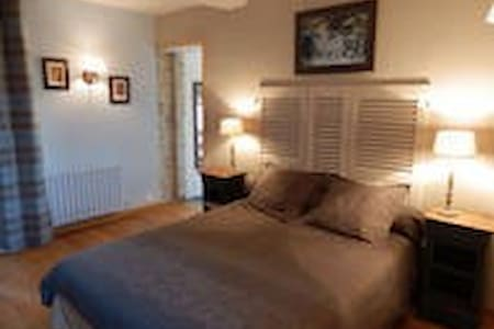 Chambre charme Angkor 8km Bayeux - Crouay - Bed & Breakfast