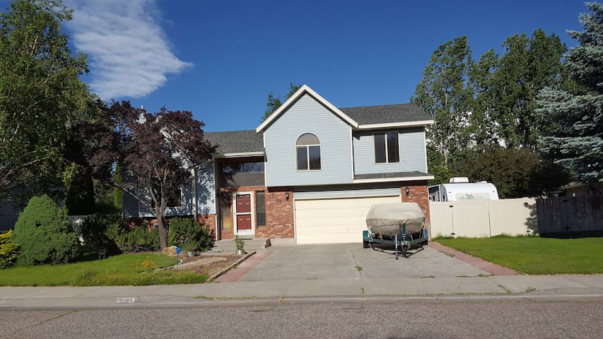 Home in the heart of Idaho Falls