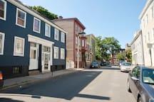Getaway in Historic Charlestown