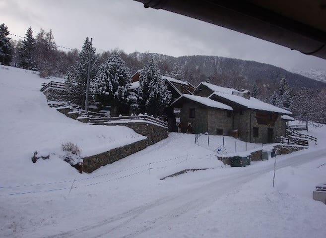 Affittasi casa in montagna - Saint Marcel - Appartement