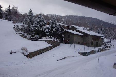 Affittasi casa in montagna - Saint Marcel