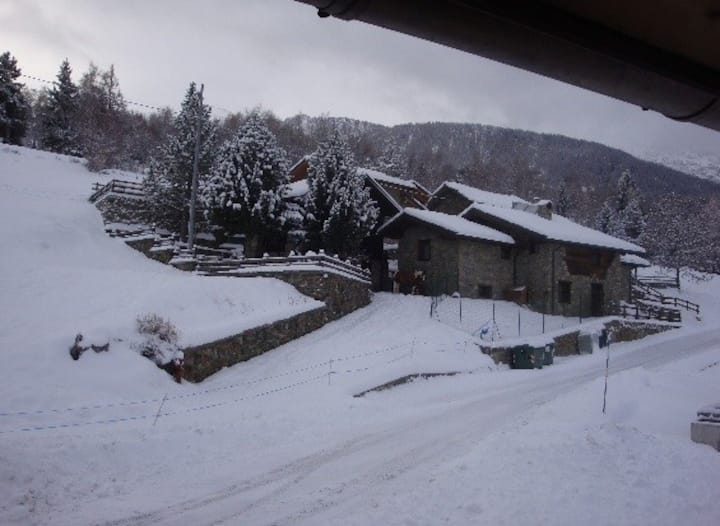 Affittasi casa in montagna