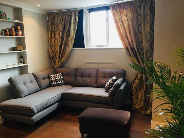 Comfortable Kensington flat