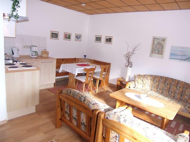 Wohnzimmer Ferienhaus 7