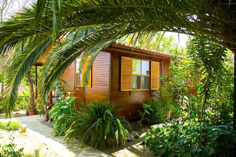 comfortable bungalow for families cirali şehrinde kiralık evler