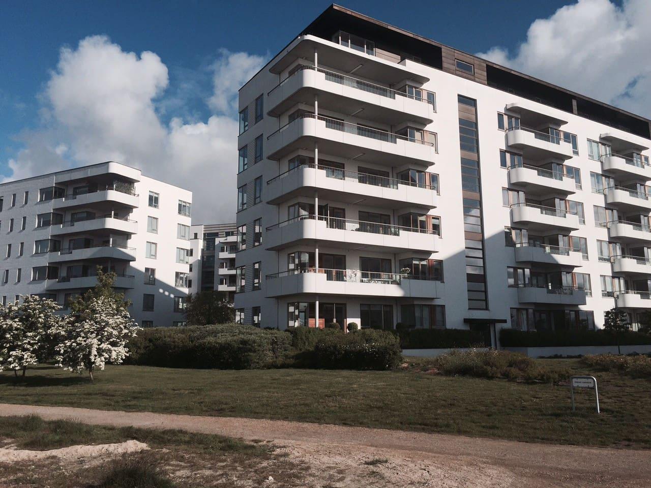 Exclusive apartment close to Copenhagen