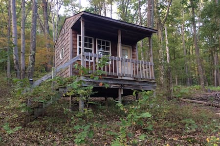Secluded Heated Cabin on 70 Acres A Quiet Getaway