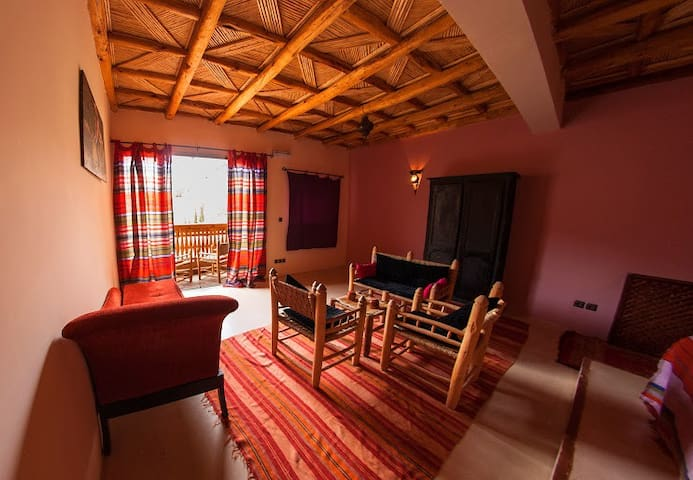 Riad Toubkal haute atlas - Imlil - Bed & Breakfast