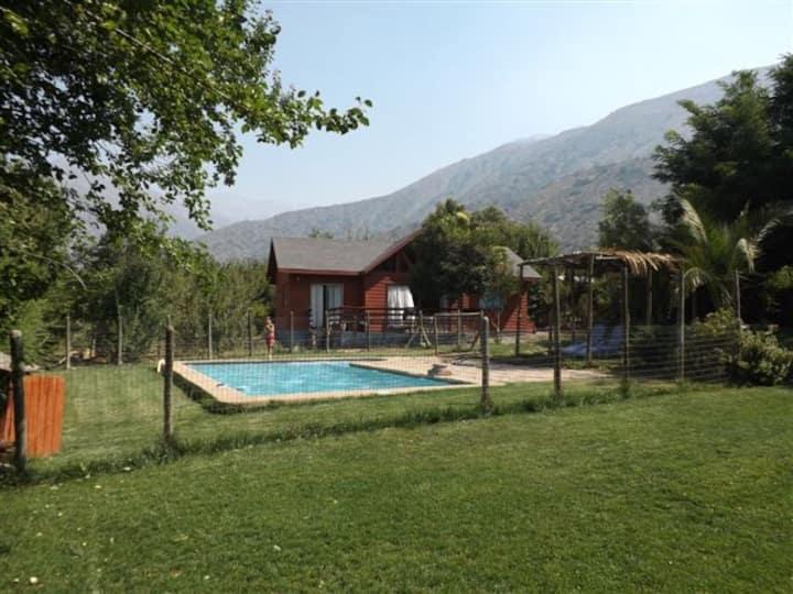 Hermosa y cómoda Casa en El Ingenio, C del Maipo