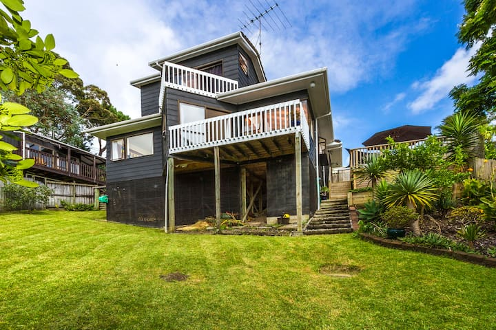 木式别墅Wooden villa - Auckland - Villa