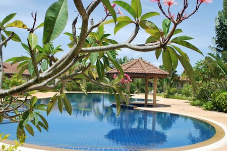 Quality villa in a rural location - Krabi, Thailand - Casa