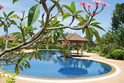 Quality villa in a rural location